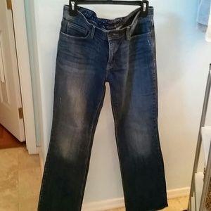 Levi Perfect Waist boot cut 525 jeans